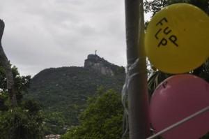 Morro dos Prazeres em Santa Teresa foi palco da 1ª Flupp