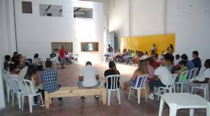 Jovens solistas avaliam como foi o primeiro ano de projeto. Foto: Victor Viana